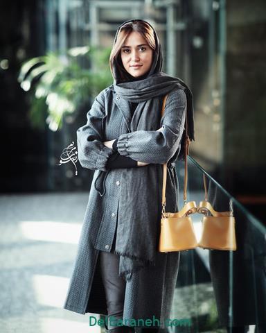 مدل مانتو پریناز ایزد یار در جشنواره فیلم فجر 98