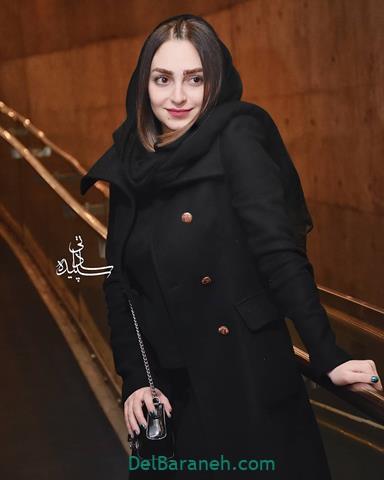 مدل مانتو نهال دشتی در جشنواره فیلم فجر ۹۸