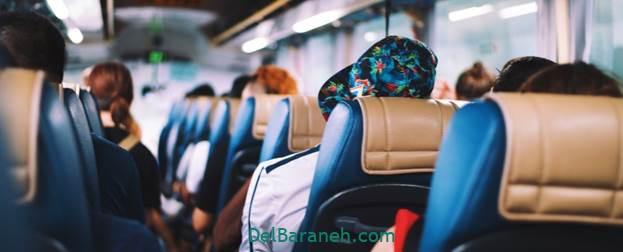 چگونه بلیط اتوبوس را آنلاین بخریم؟