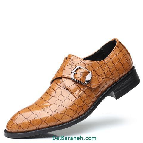 کفش چرم مردانه و پسرانه (۱)
