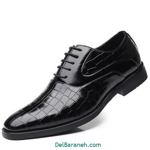 کفش چرم مردانه و پسرانه (۱۲)