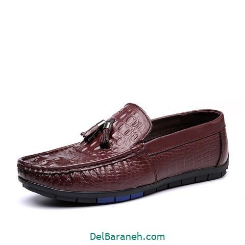 کفش چرم مردانه و پسرانه (۱۵)