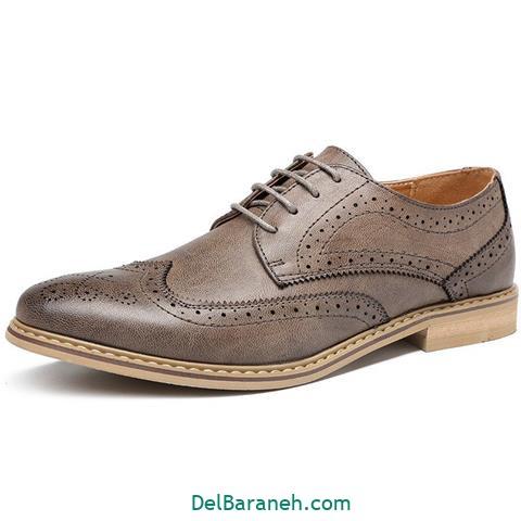 کفش چرم مردانه و پسرانه (۱۷)