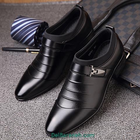 کفش چرم مردانه و پسرانه (۱۹)