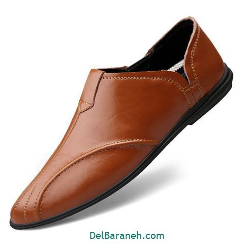 کفش چرم مردانه و پسرانه (۲)
