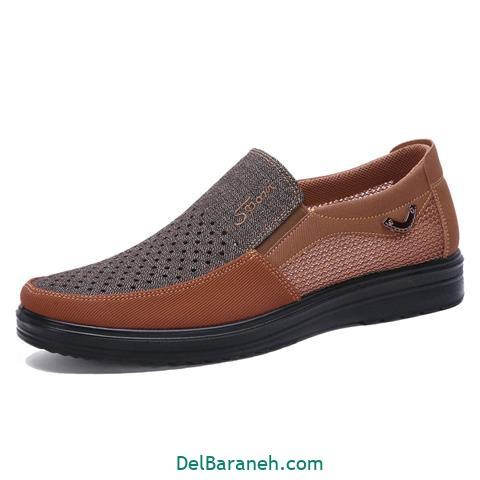 کفش چرم مردانه و پسرانه (۲۱)