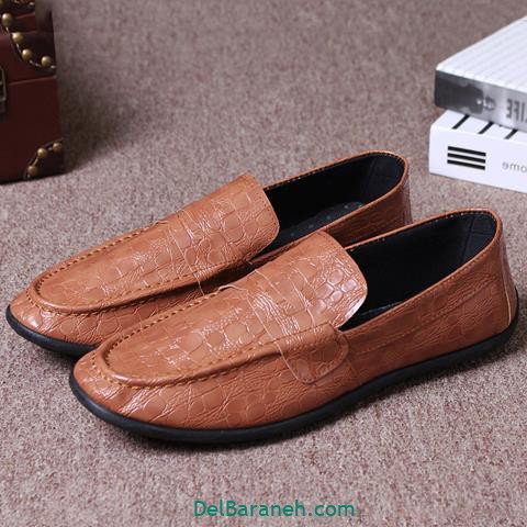 کفش چرم مردانه و پسرانه (۲۲)