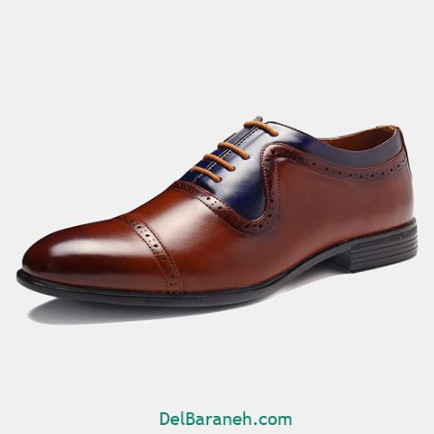 کفش چرم مردانه و پسرانه (۲۴)