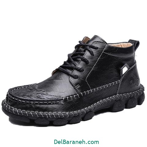 کفش چرم مردانه و پسرانه (۲۵)