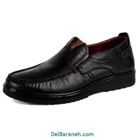 کفش چرم مردانه و پسرانه (۲۶)