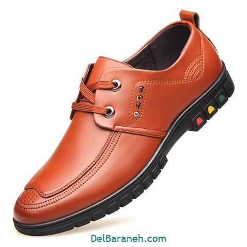 کفش چرم مردانه و پسرانه (۲۸)