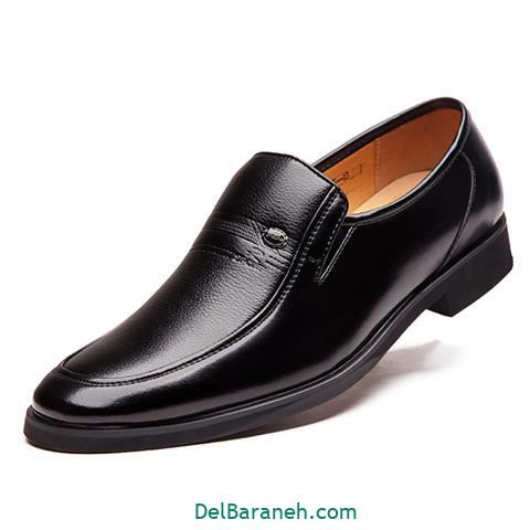 کفش چرم مردانه و پسرانه (۳)