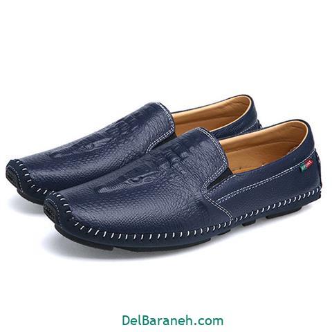 کفش چرم مردانه و پسرانه (۳۰)