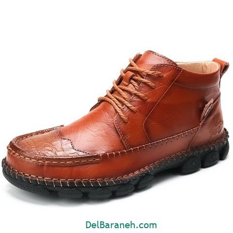کفش چرم مردانه و پسرانه (۳۲)