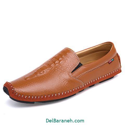 کفش چرم مردانه و پسرانه (۳۳)