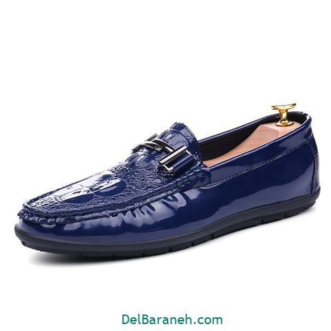 کفش چرم مردانه و پسرانه (۳۶)