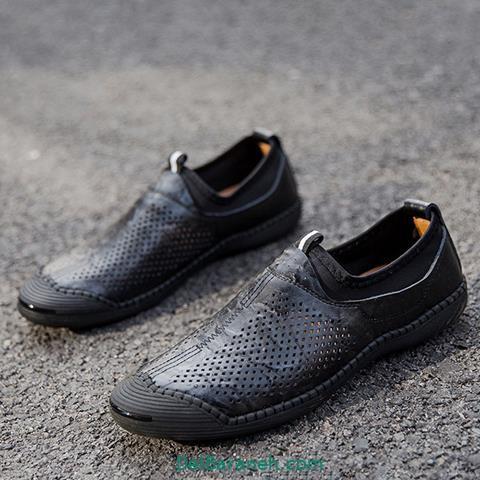 کفش چرم مردانه و پسرانه (۳۸)