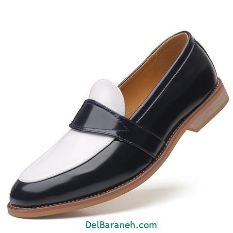 کفش چرم مردانه و پسرانه (۳۹)