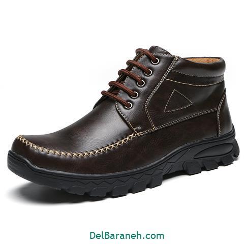 کفش چرم مردانه و پسرانه (۴)