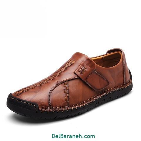 کفش چرم مردانه و پسرانه (۴۰)