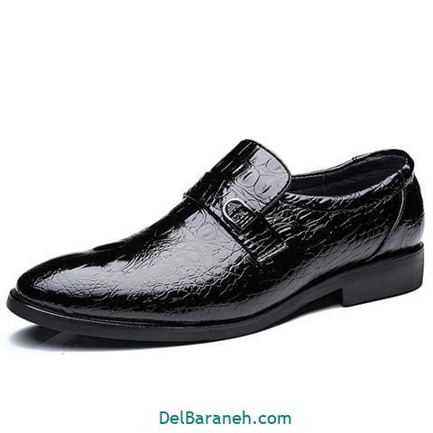 کفش چرم مردانه و پسرانه (۴۲)