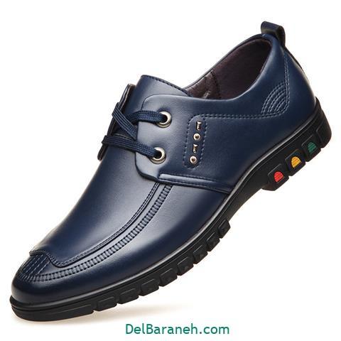 کفش چرم مردانه و پسرانه (۴۳)