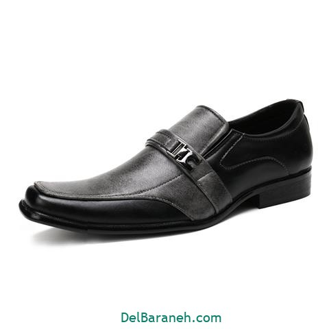کفش چرم مردانه و پسرانه (۴۵)