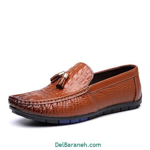 کفش چرم مردانه و پسرانه (۴۷)