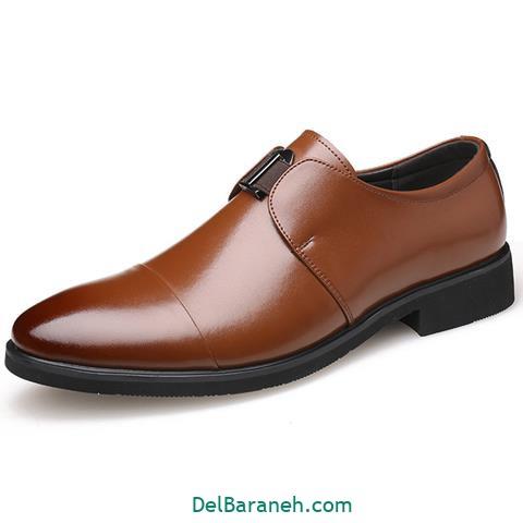 کفش چرم مردانه و پسرانه (۴۸)
