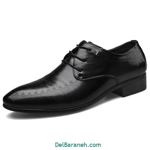 کفش چرم مردانه و پسرانه (۴۹)
