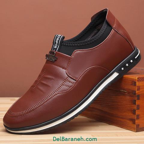 کفش چرم مردانه و پسرانه (۵۲)