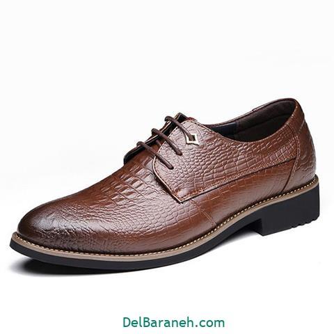 کفش چرم مردانه و پسرانه (۵۳)