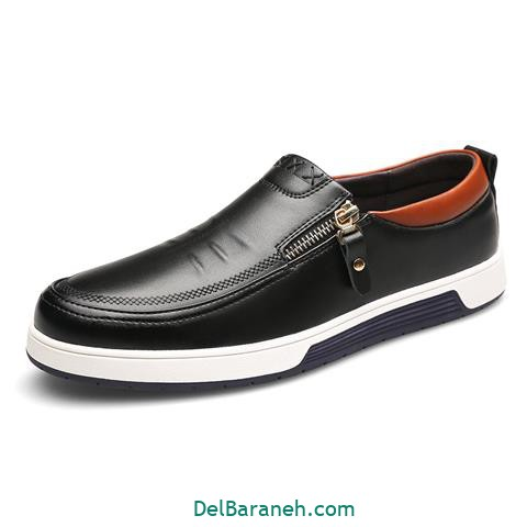 کفش چرم مردانه و پسرانه (۵۴)