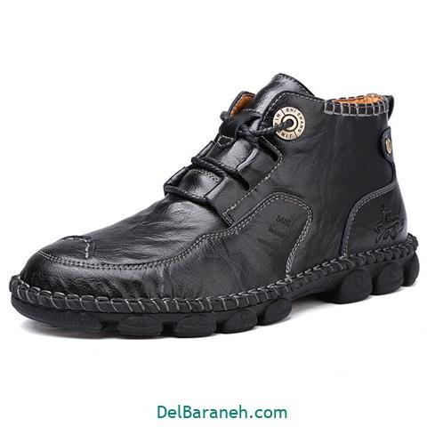 کفش چرم مردانه و پسرانه (۵۷)