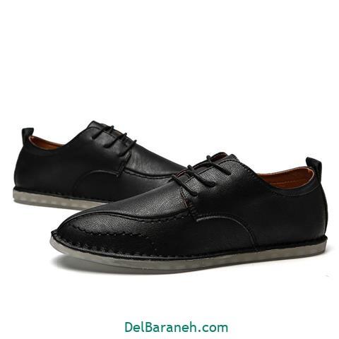 کفش چرم مردانه و پسرانه (۵۸)