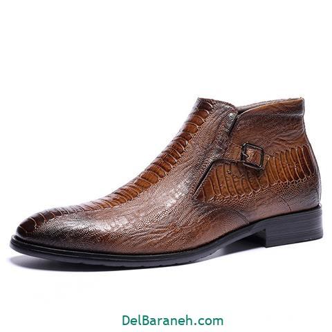 کفش چرم مردانه و پسرانه (۵۹)