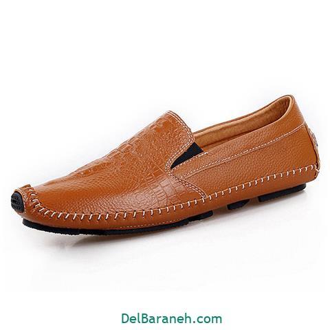 کفش چرم مردانه و پسرانه (۶۰)