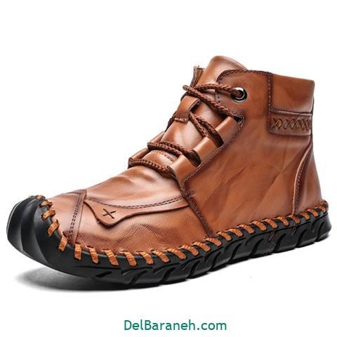کفش چرم مردانه و پسرانه (۶۲)