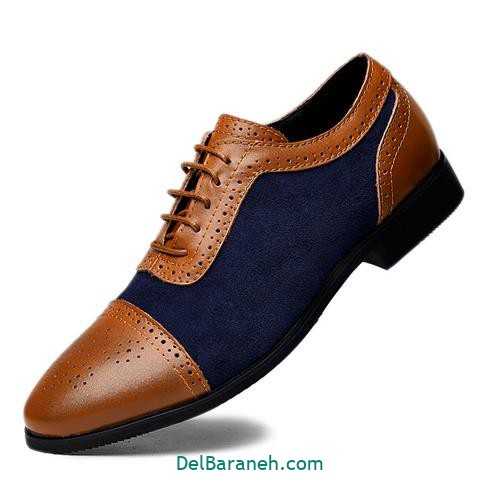 کفش چرم مردانه و پسرانه (۶۴)