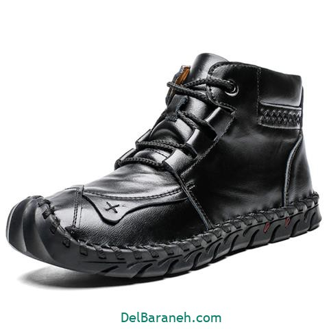 کفش چرم مردانه و پسرانه (۶۶)