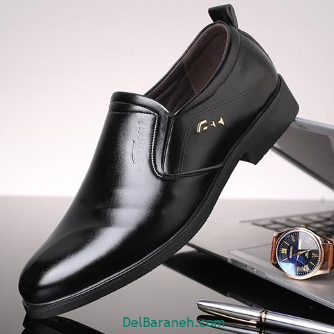 کفش چرم مردانه و پسرانه (۷۱)