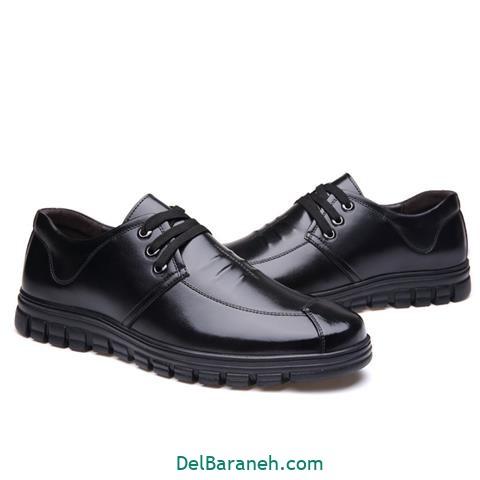 کفش چرم مردانه و پسرانه (۷۳)