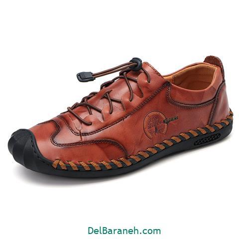 کفش چرم مردانه و پسرانه (۷۷)