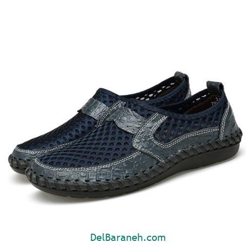 کفش چرم مردانه و پسرانه (۷۹)