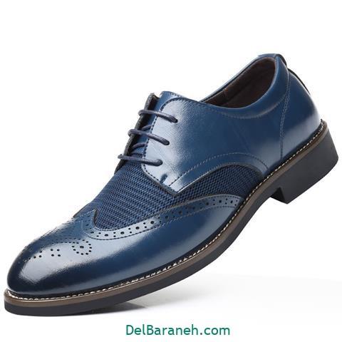 کفش چرم مردانه و پسرانه (۸)