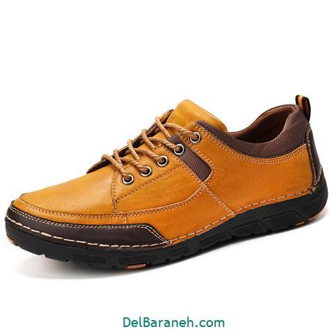 کفش چرم مردانه و پسرانه (۸۰)