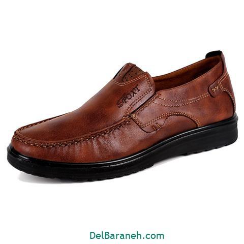 کفش چرم مردانه و پسرانه (۸۱)
