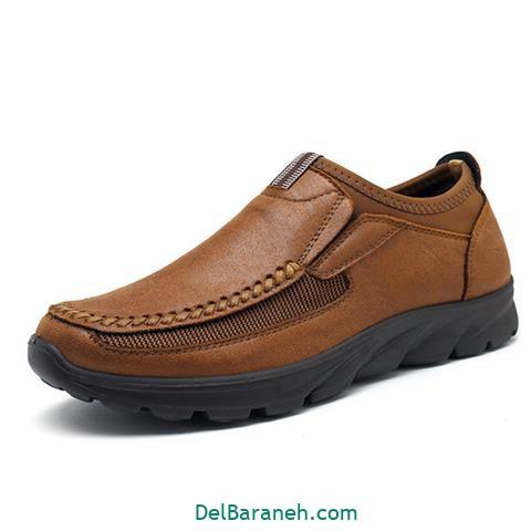 کفش چرم مردانه و پسرانه (۸۲)