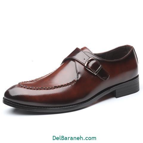 کفش چرم مردانه و پسرانه (۸۴)