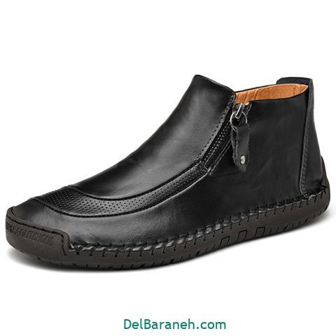کفش چرم مردانه و پسرانه (۸۸)
